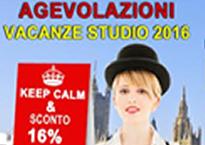 Vacanze Studio 2016 con Uk English Study